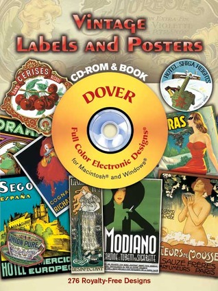 Vintage Labels and Posters CD-ROM and Book Carol Belanger Grafton