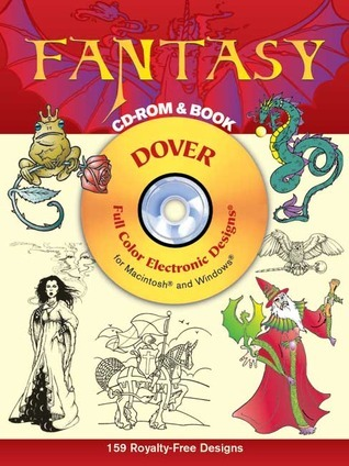 Fantasy CD-ROM and Book  by  Christy Shaffer