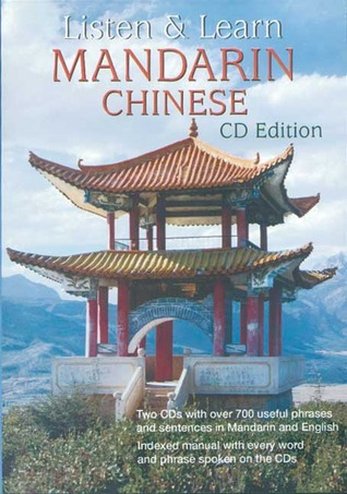 Listen & Learn Mandarin Chinese: CD EDITION  by  Dover Publications Inc.