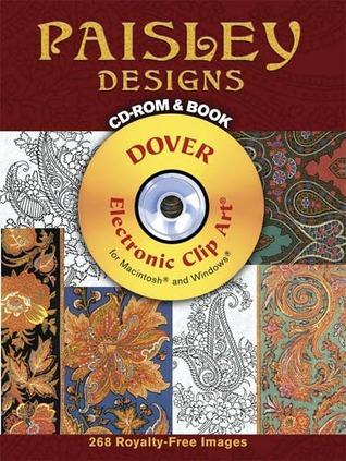 Paisley Designs CD-ROM and Book K. Prakash