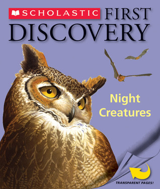 Night Creatures Scholastic Inc.