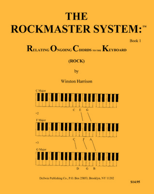 The Rockmaster System: Relating Ongoing Chords to the Keyboard - Rock Winston Harrison