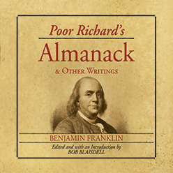 Poor Richards Almanac and Other Writings Benjamin Franklin