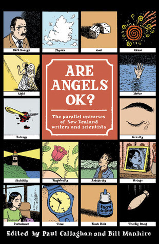 Are Angels OK?: The Parallel Universes of New Zealand Writers and Scientists  by  Paul Callaghan