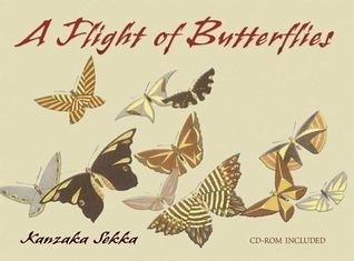 A Flight of Butterflies Kanzaka Sekka