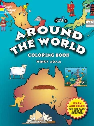 Around the World  by  Winky Adam