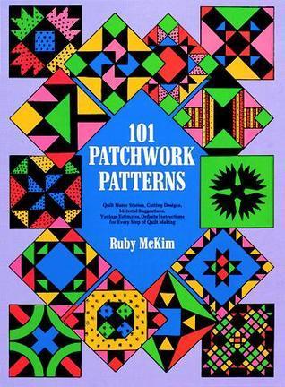 101 Patchwork Patterns Ruby S. McKim