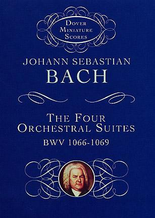 The Four Orchestral Suites  by  Johann Sebastian Bach