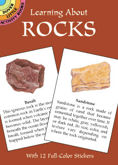 Learning About Rocks  by  Sy Barlowe
