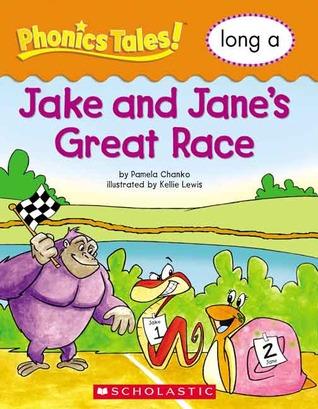 Jake and Janes Great Race  by  Pamela Chanko