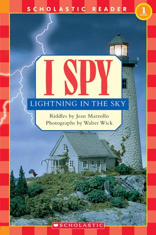 I Spy Lightning in the Sky Jean Marzollo