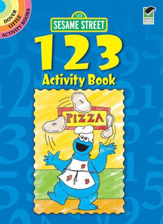 Sesame Street 123 Activity Book Sesame Street