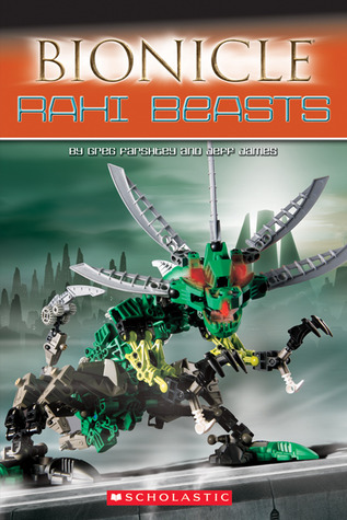 Bionicle: Rahi Beasts Greg Farshtey
