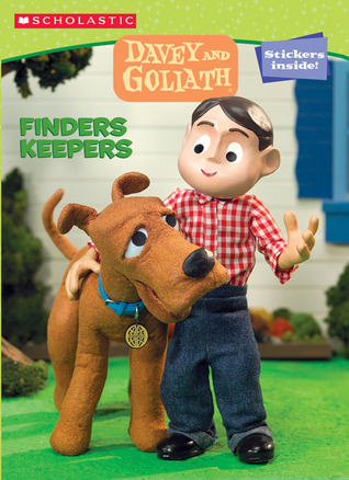 Davey & Goliath Color & Activity #2: Finders Keepers Janet Halfmann
