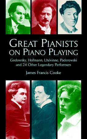 Great Singers on the Art of Singing: Educational Conferences with Foremost Artists .. James Francis Cooke