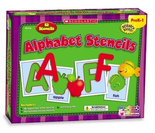Hands-On Learning: Alphabet Stencils Karen Sevaly