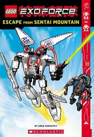 Exo-force Chapter Book #1: Escape from Sentai Mountain Samantha Schutz