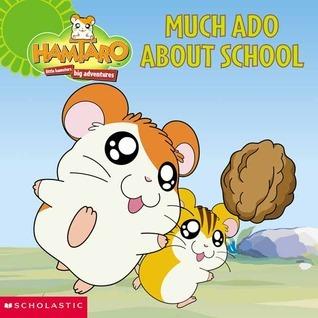 Hamtaro Much Ado About School Ritsuko Kawai