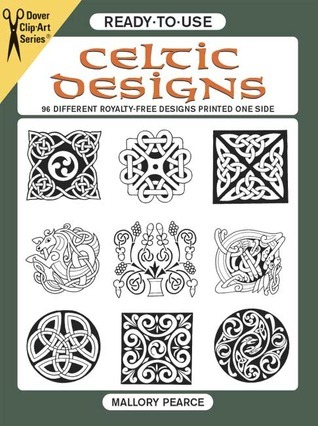 Ready-to-Use Celtic Designs  by  Mallory Pearce
