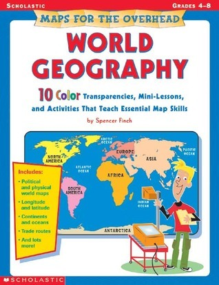 World Geography  by  Spencer Finch