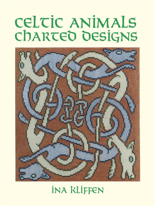 Celtic Animals Charted Designs  by  Ina Kliffen