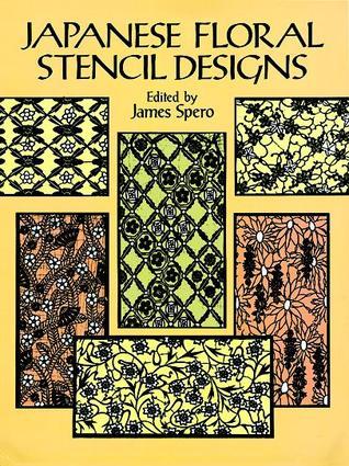 Japanese Floral Stencil Designs  by  James Spero