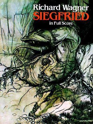 Siegfried in Full Score  by  Richard Wagner