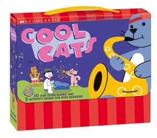 Phonics Fun Cool Cats Boxed Set Josephine Page