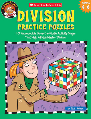 Funnybone Books: Mighty Fun  Division Pages  by  Bob Hugel
