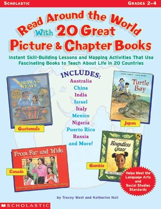 Read Around The World With 20 Great Picture & Chapter Books Tracey West