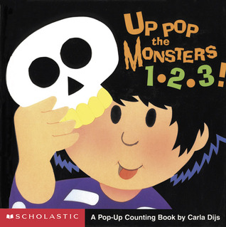 Up Pop The Monsters 1-2-3 Carla Dijs
