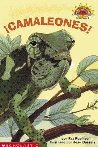 Cool Chameleons!, Vol. 2  by  Fay Robinson
