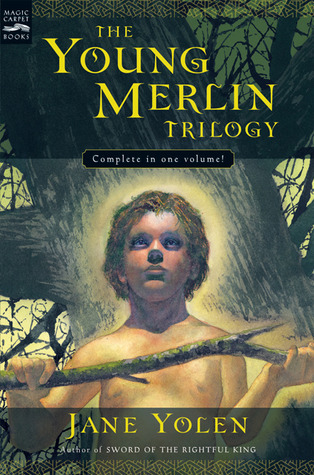 The Young Merlin Trilogy  by  Jane Yolen