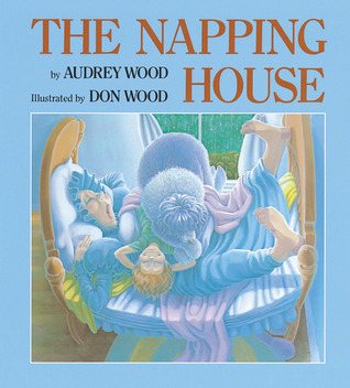 The Napping House: Lap-Sized Board Book  by  Audrey Wood