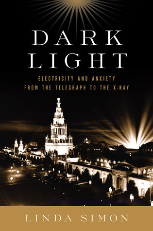 Dark Light: Electricity and Anxiety from the Telegraph to the X-Ray Linda Simon
