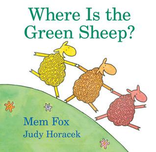Where Is the Green Sheep? (Horn Book Fanfare List (Awards))  by  Mem Fox
