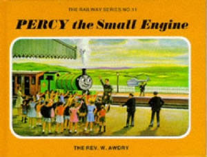 Percy The Small Engine (The Railway Series, #11)  by  Wilbert Awdry
