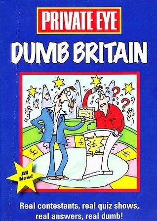 Dumb Britain  by  Marcus Berkmann