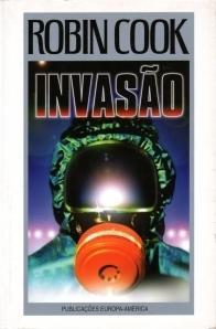 Invasão  by  Robin Cook