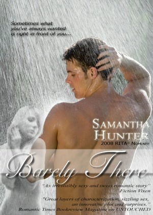 Barely There  by  Samantha Hunter
