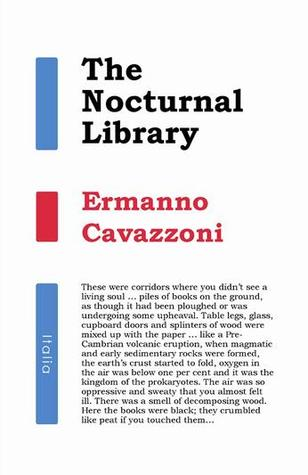 The Nocturnal Library Ermanno Cavazzoni