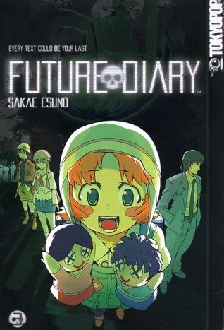 Mirai Nikki, Tome 3  by  Sakae Esuno