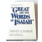 Isaiah and the Prophets: Inspired Voices from the Old Testament (Religious Studies Monograph Series Vol 10) Monte S. Nyman