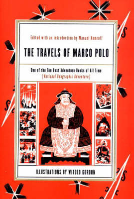 Travels  by  Marco Polo