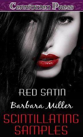 Red Satin Barbara Miller