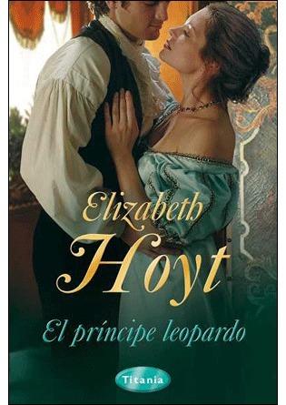 El príncipe leopardo Elizabeth Hoyt