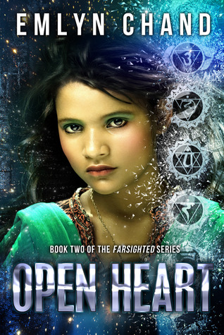 Open Heart (Farsighted, #2)  by  Emlyn Chand