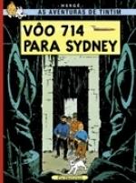 Vôo 714 para Sidney - As aventuras de Tintim  by  Hergé