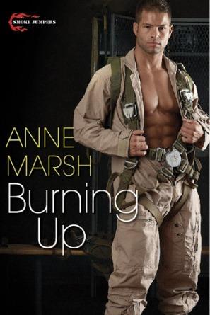 Burning Up (Smoke Jumpers, #1) Anne Marsh