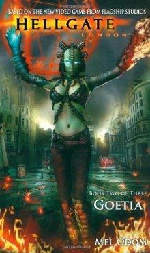 Goetica (Hellgate: London, #2) Mel Odom